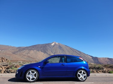 Picture of 2003 FORD FOCUS RS LHD For Sale