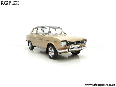 Picture of 1973 An Unspoilt and Rare Mk1 Ford Escort 1300E Campaign Model For Sale