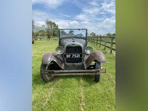 1928 Ford Model A Phaeton For Sale (picture 2 of 5)
