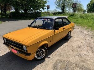 1978 Escort Mexico in beautiful 'restored' condition For Sale (picture 1 of 12)