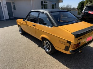 1978 Escort Mexico in beautiful 'restored' condition For Sale (picture 10 of 12)