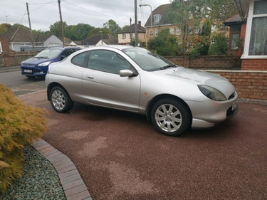 Picture of 2000 Ford Puma 1.4i Zetec - 1 Previous Owner FSH - 37k Miles Only For Sale
