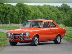 1972 Ford Escort MK1 1800cc Twin Cam Historic Rally Car 165 BHP For Sale (picture 1 of 12)