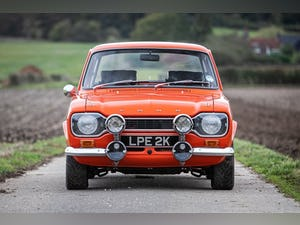 1972 Ford Escort MK1 1800cc Twin Cam Historic Rally Car 165 BHP For Sale (picture 2 of 12)