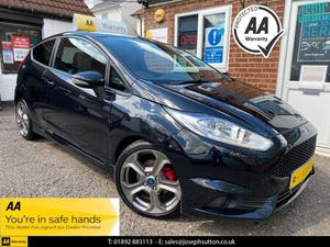 2013 Ford Fiesta 1.6 EcoBoost ST-2 3dr For Sale (picture 1 of 12)