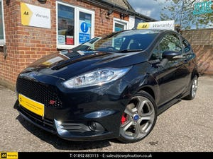 2013 Ford Fiesta 1.6 EcoBoost ST-2 3dr For Sale (picture 3 of 12)