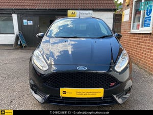 2013 Ford Fiesta 1.6 EcoBoost ST-2 3dr For Sale (picture 7 of 12)