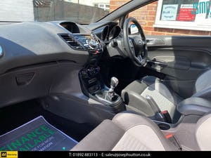 2013 Ford Fiesta 1.6 EcoBoost ST-2 3dr For Sale (picture 9 of 12)