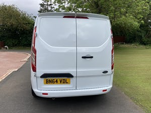 FORD TRANSIT CUSTOM 290, LWB 6 SEAT DAY VAN, 2014 64 For Sale (picture 2 of 10)