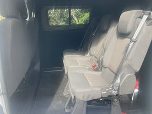 FORD TRANSIT CUSTOM 290, LWB 6 SEAT DAY VAN, 2014 64 For Sale (picture 4 of 10)