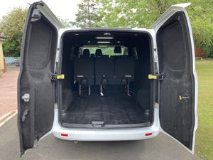 FORD TRANSIT CUSTOM 290, LWB 6 SEAT DAY VAN, 2014 64 For Sale (picture 5 of 10)