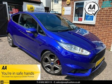 Picture of 2014 Ford Fiesta 1.6 EcoBoost ST-2 3dr For Sale