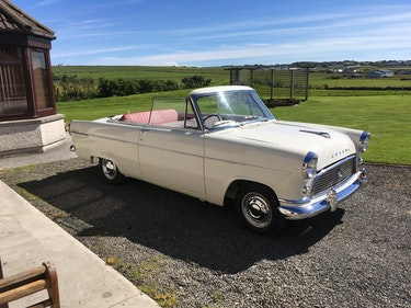 Picture of 1961 Ford Mk2 Consul Convertible For Sale