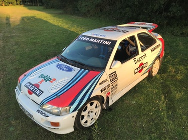 Picture of 1997 FORD ESCORT RS COSWORTH GROUP N RALLY CAR For Sale by Auction
