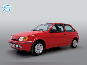 1990 Ford Fiesta Xr2i just 2 owners and 28,500 miles For Sale (picture 1 of 24)