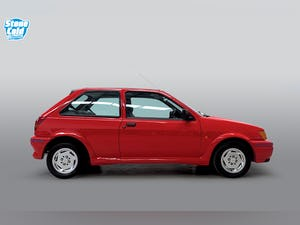 1990 Ford Fiesta Xr2i just 2 owners and 28,500 miles For Sale (picture 4 of 24)