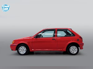 1990 Ford Fiesta Xr2i just 2 owners and 28,500 miles For Sale (picture 7 of 24)