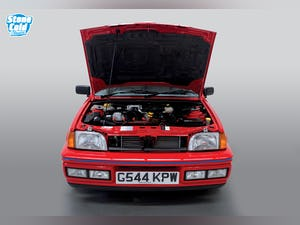 1990 Ford Fiesta Xr2i just 2 owners and 28,500 miles For Sale (picture 16 of 24)
