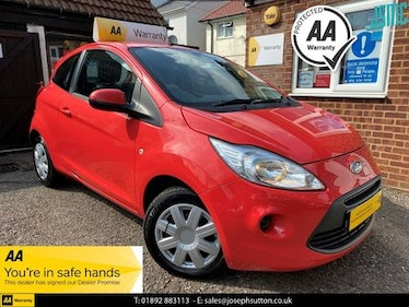 Picture of 2013 Ford Ka 1.2 Edge (s/s) 3dr For Sale