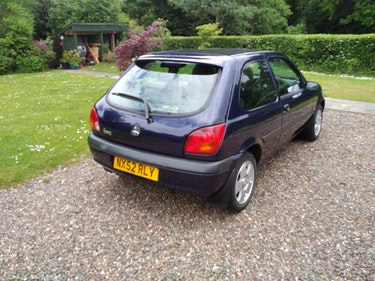 Picture of 2002 Ford Fiesta zetec S - Low 38k Miles collectable classic For Sale