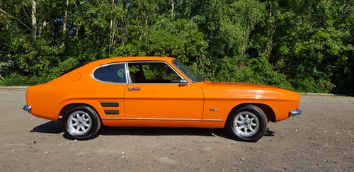Picture of 1970 Ford Capri mk1 1600 GT Pre-facelift RHD For Sale For Sale