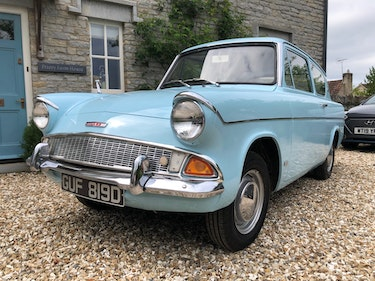 Picture of A 1966 Ford Anglia 105E Deluxe - 15/07/2021 For Sale by Auction