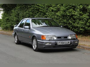 1989 Ford Sierra Sapphire Cosworth - ultra low mileage, 26950 For Sale (picture 1 of 18)
