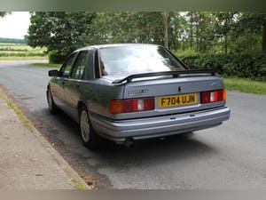 1989 Ford Sierra Sapphire Cosworth - ultra low mileage, 26950 For Sale (picture 4 of 18)