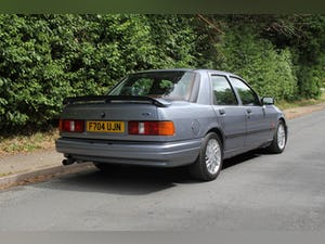1989 Ford Sierra Sapphire Cosworth - ultra low mileage, 26950 For Sale (picture 6 of 18)