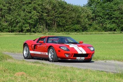 Picture of 2005 Ford GT Spider For Sale by Auction