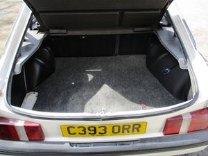 1986 Ford Sierra 4x4 For Sale (picture 6 of 11)
