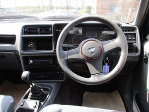 1986 Ford Sierra 4x4 For Sale (picture 11 of 11)