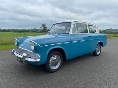 Picture of 1962 Ford Anglia 105 E Deluxe in Blue For Sale