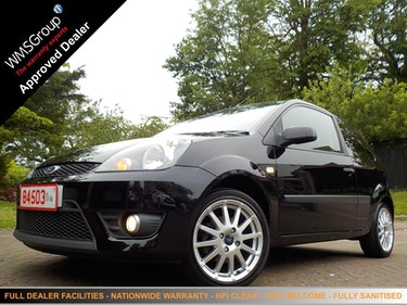 Picture of 2008 Ford Fiesta 1.6 TDCi (Diesel) Zetec S 3dr – Stunning For Sale
