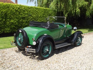 1928 Ford Model A Roadster with Mitchell overdrive For Sale (picture 5 of 28)