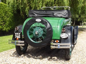 1928 Ford Model A Roadster with Mitchell overdrive For Sale (picture 7 of 28)