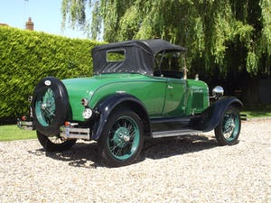 1928 Ford Model A Roadster with Mitchell overdrive For Sale (picture 16 of 28)
