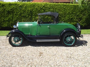 1928 Ford Model A Roadster with Mitchell overdrive For Sale (picture 19 of 28)