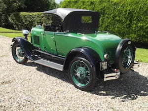 1928 Ford Model A Roadster with Mitchell overdrive For Sale (picture 20 of 28)
