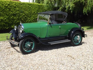 1928 Ford Model A Roadster with Mitchell overdrive For Sale (picture 21 of 28)