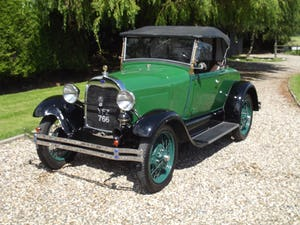 1928 Ford Model A Roadster with Mitchell overdrive For Sale (picture 22 of 28)