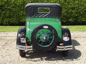 1928 Ford Model A Roadster with Mitchell overdrive For Sale (picture 23 of 28)
