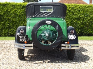 1928 Ford Model A Roadster with Mitchell overdrive For Sale (picture 24 of 28)