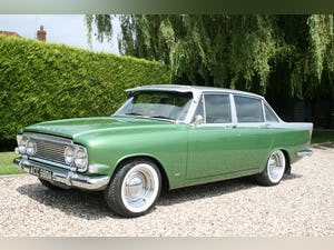 1962 MK3 Ford Zodiac V8 Hot Rod Sleeper 351 Auto. Awesome .. For Sale (picture 1 of 48)