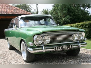 1962 MK3 Ford Zodiac V8 Hot Rod Sleeper 351 Auto. Awesome .. For Sale (picture 33 of 48)