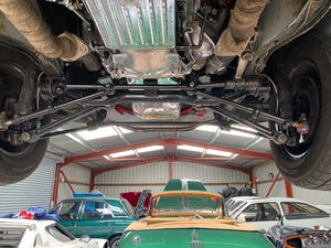 1962 MK3 Ford Zodiac V8 Hot Rod Sleeper 351 Auto. Awesome .. For Sale (picture 43 of 48)