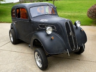 Picture of 1948 Ford Anglia - Fast Gasser Street Legal many mods $24.5k For Sale