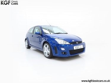 Picture of 2003 A Pristine Ford Focus RS Mk1 with 4,444 Miles from New For Sale