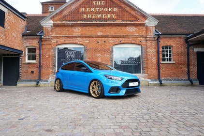 Picture of 2017 Ford Focus RS With Mountune M380 Power Upgrade Kit and Host For Sale