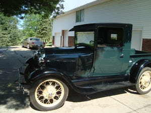 1929 Ford Model A Pickup For Sale (picture 1 of 12)